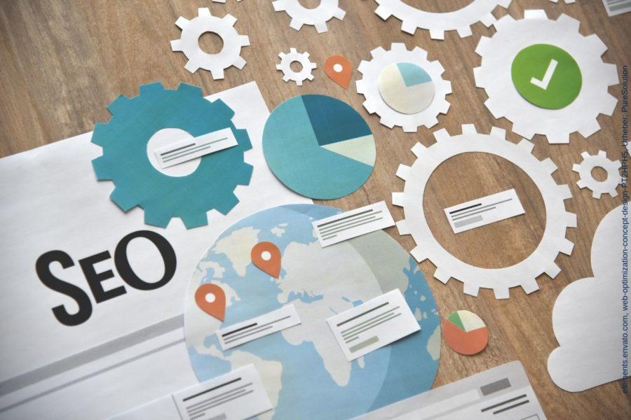 Erfahre hier, wie Du mit SEO Optimierung bei Google nach vorne kommst!
