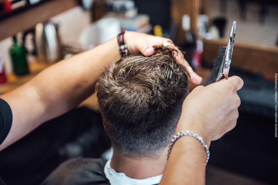 In diesem Blogartikel geht es um Frisuren und Haarschnitte für Männer. Dazu empfehle wir Ihnen ein passendes Buch mit interessanten Tipps.