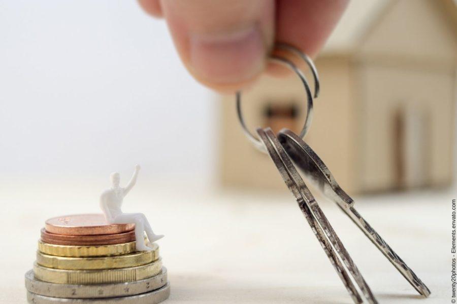 Das Buch mit vielen Tipps für Immobilien als Geldanlage